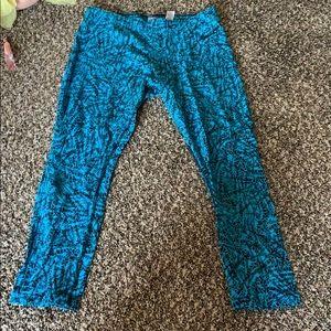 Nike Pants - Nike cotton spandex crops